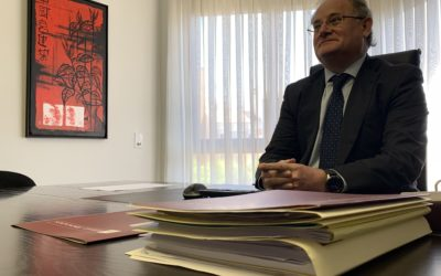 Entrevista a Carlos Martín Soria, abogado especialista en Derecho de la Competencia.