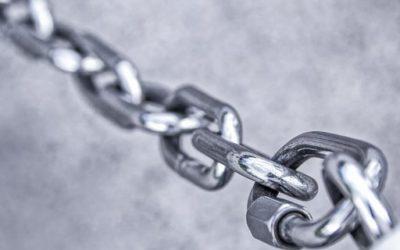 No es una cadena, es un yugo